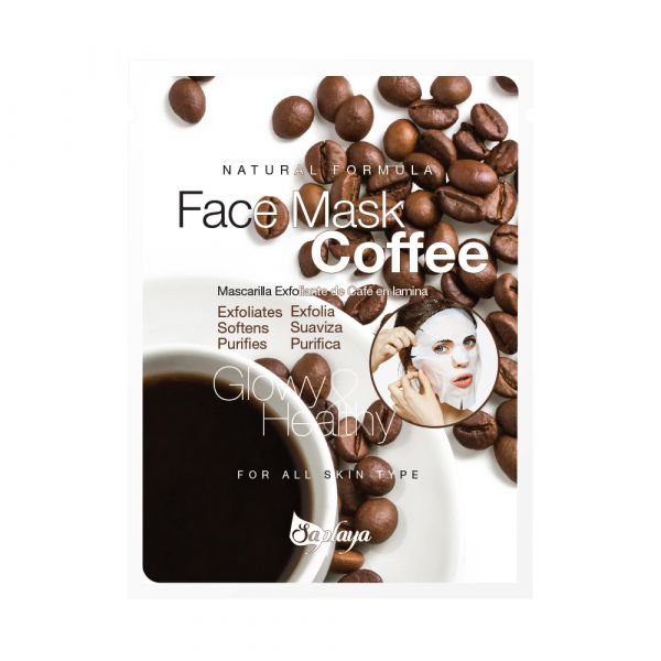 Glow Mask Sheet Coffee