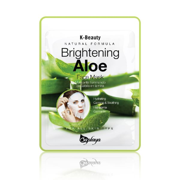 Brightening Aloe Daily Mask Sheet
