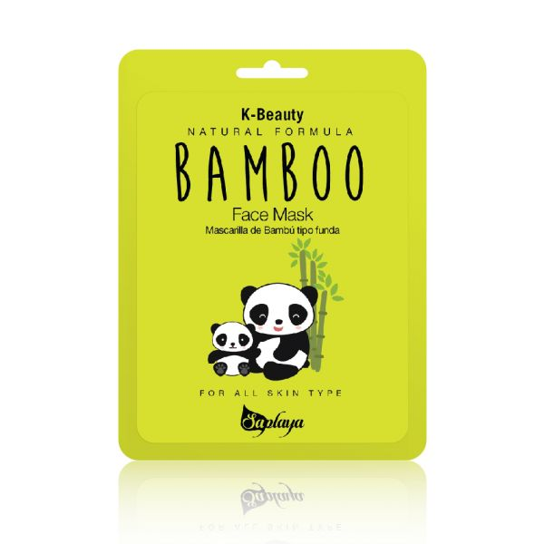 Natural Formula Bamboo Mask Sheet