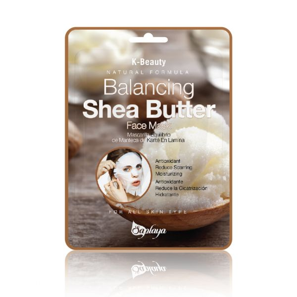 Balancing Shea Butter Daily Mask Sheet