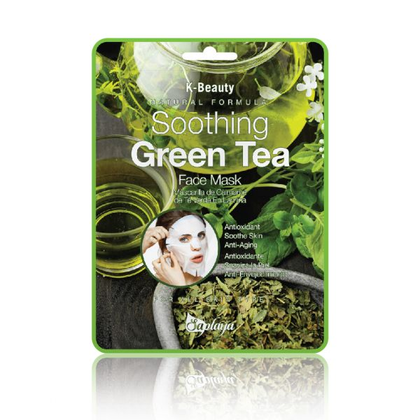 Soothing Green Tea Daily Mask Sheet