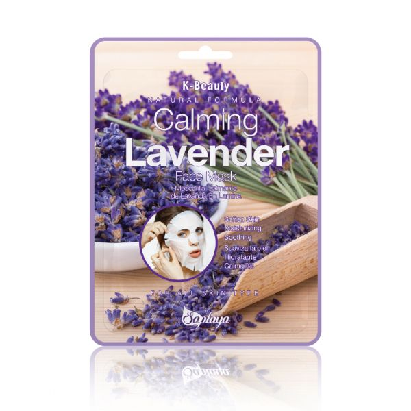 Calming Lavender Daily Mask Sheet