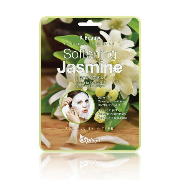 Softening Jasmine Daily Mask Sheet