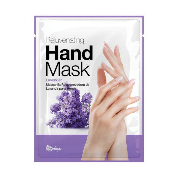 Rejuvenating Lavender Hand Mask