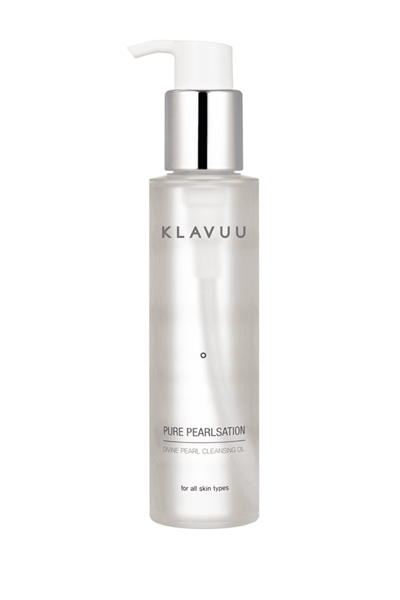 [EXP] KLAVUU PURE PEARLSATION DIVINE PEARL CLEANSING OIL