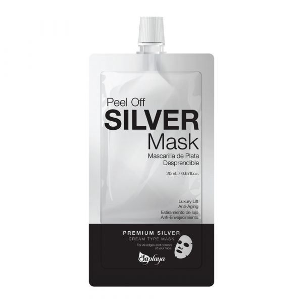 Peel Off Silver Mask