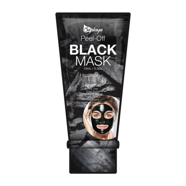 Detoxifying Peel-Off Black Peel Off Mask (10ml)