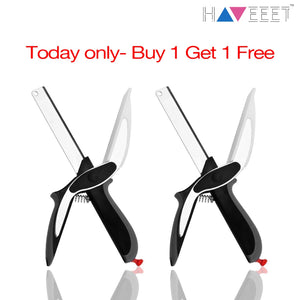 2 in 1 Stainless Steel Smart Knife™ (Buy 1 get 1 FREE!!!)