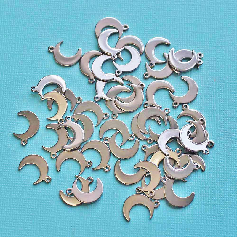 "5 Stainless Steel Round Disc 30mm MT116 1 1//8/"" Stamping Tags"