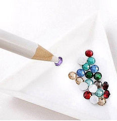 2 Rhinestone Pick Up Pencil Tools for Jewelry Making and Scrapbooking - Z044