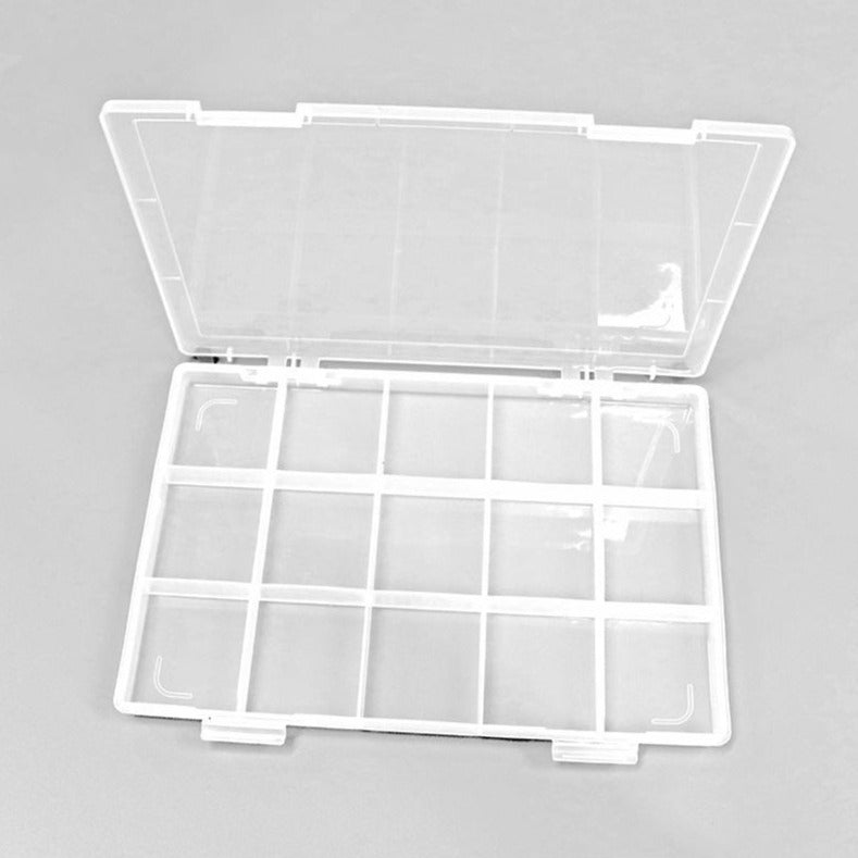 Plastic Storage Container - 15 Compartments - TL054