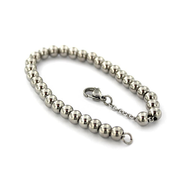 5//10M Jewelry Finding Stainless Steel Strong 3mm Oval Chain Silver In Bulk