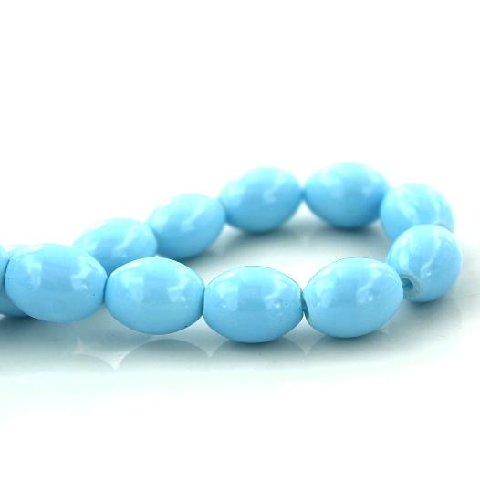 Howlite Synthetic 8mm Beads Round 1 Strand 50 Pieces