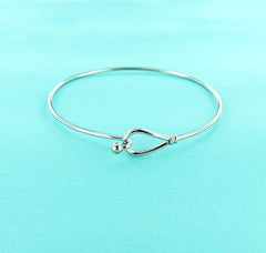 Stainless Steel Bangle - 60mm - 1 Bangle - N364