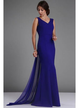 Vavin ELEGANT EVENING DRESS - Blue