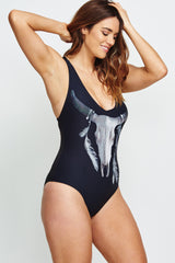 BLACK SEA LOVE ME FOREVER MULTIFIT ONE PIECE