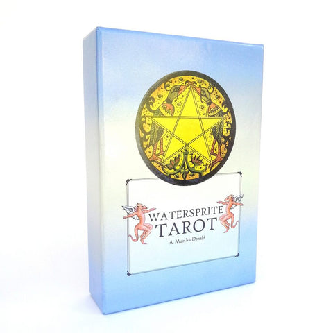 Watersprite Tarot Cards - Professional