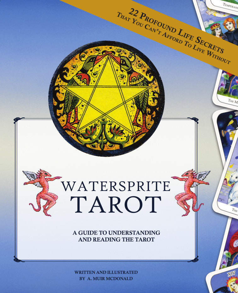 Watersprite Tarot Book