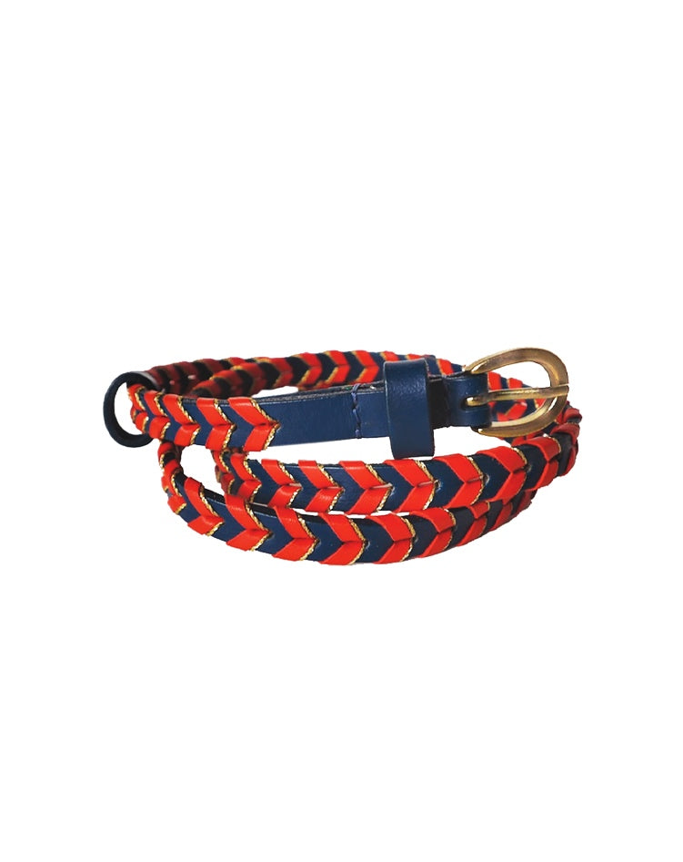 Ceinture Flash Rouge & Bleue