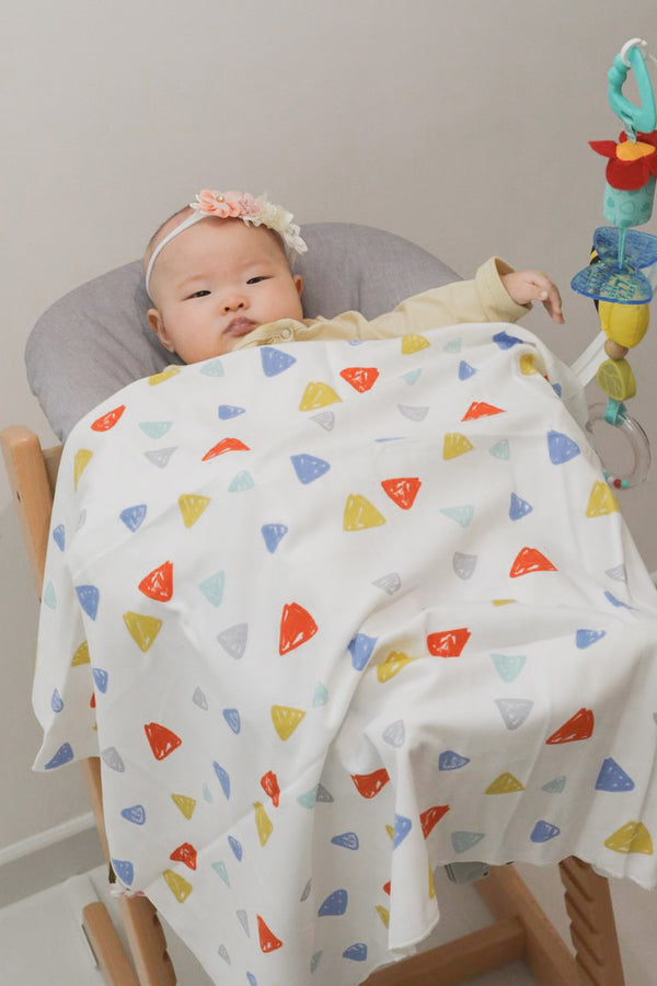 Baby Blankee in Multi Shapes