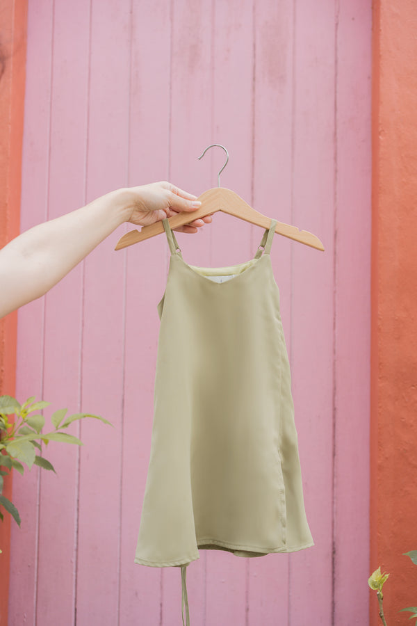 Kids Signature Maxi in Clay
