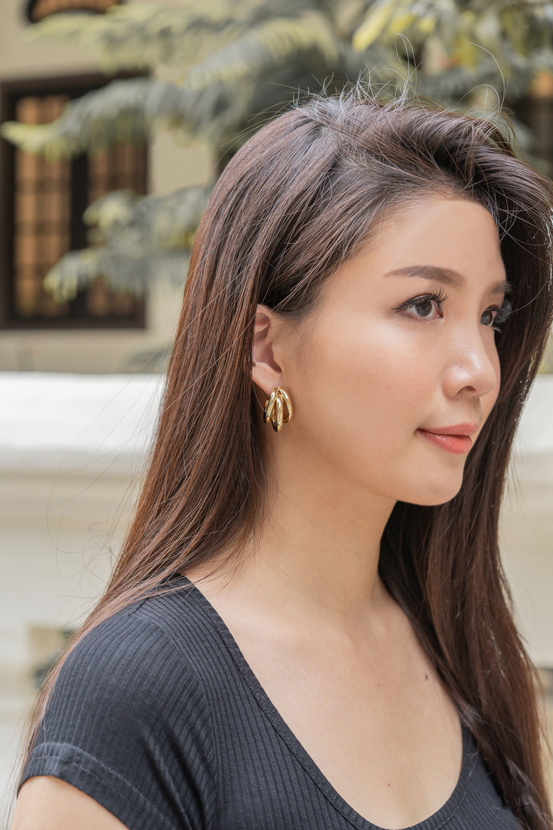 Raine Multi-hoop Earrings