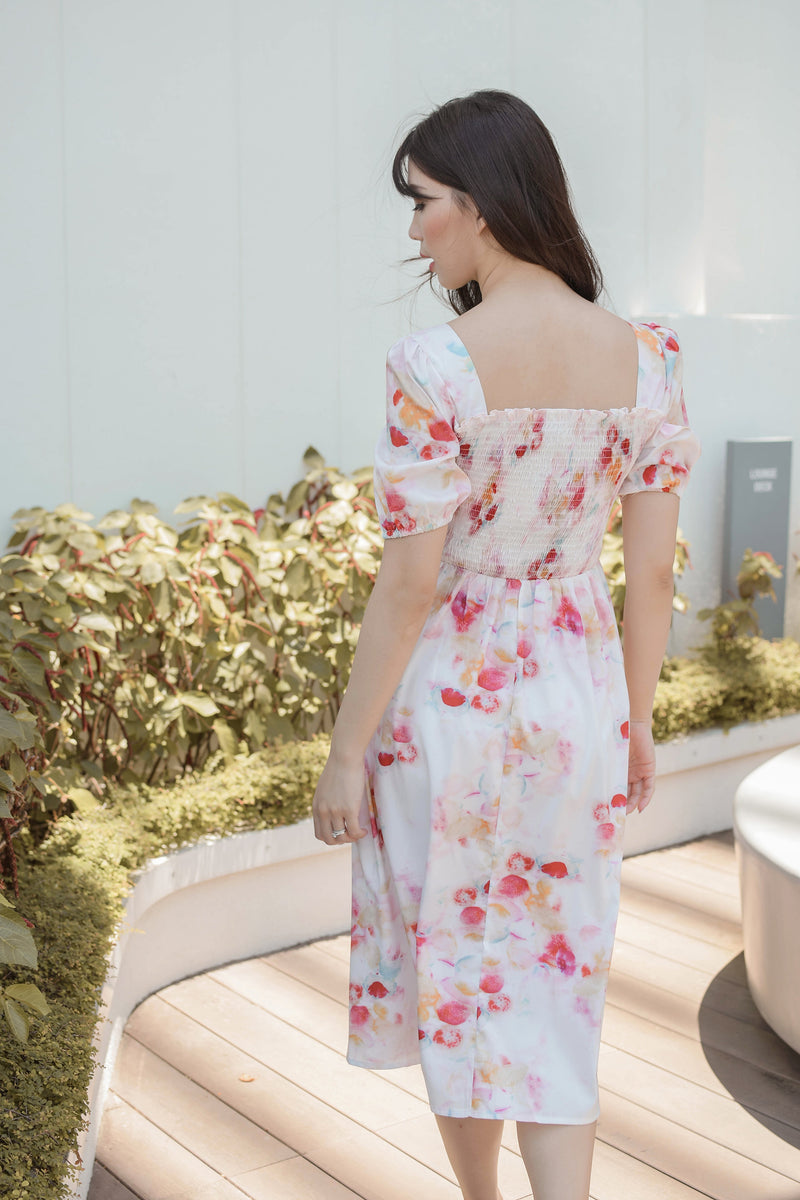 Lucrecia Watercolor Maxi
