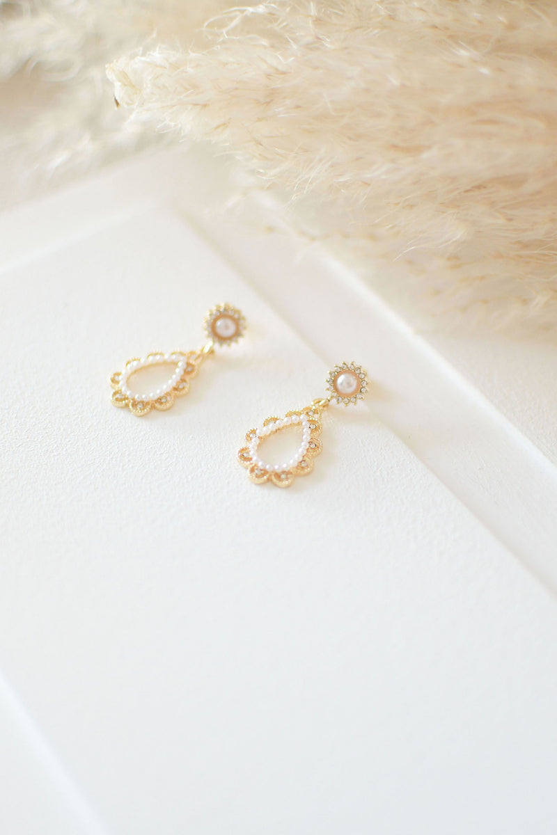 Petrina Teardrop Earrings