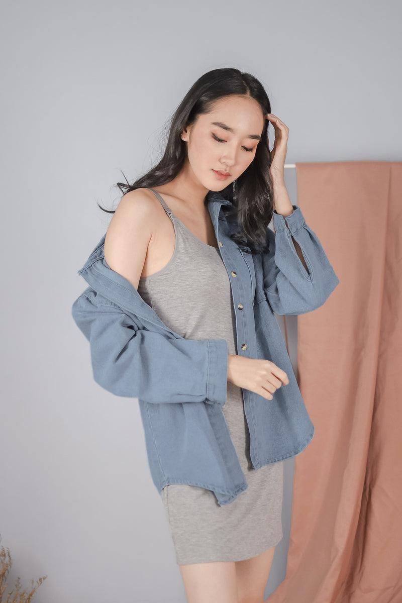 Jaida Denim Shirt