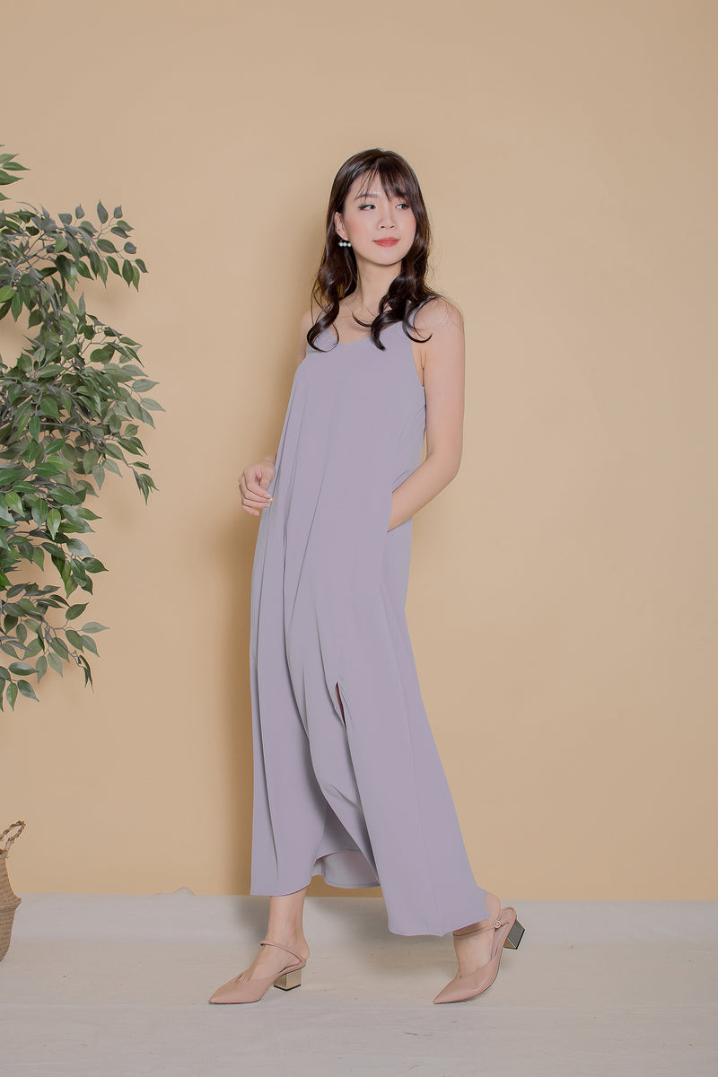 Signature Maxi Dress in Lavender