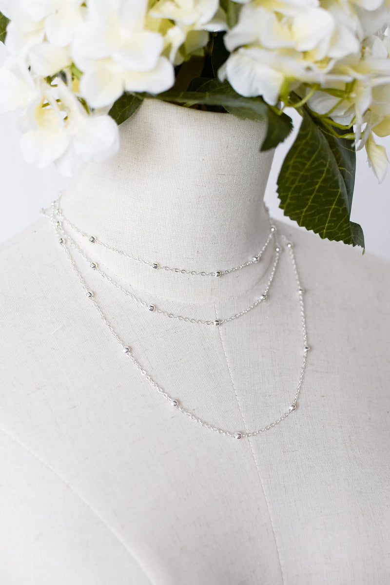 Beatrice Layered Necklace