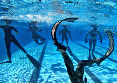 Wave 1 - Intro to Freediving Class