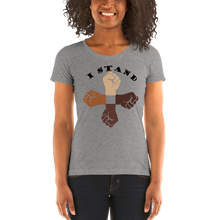 Load image into Gallery viewer, BLM SUPPORT SHIRT - WOMEN's