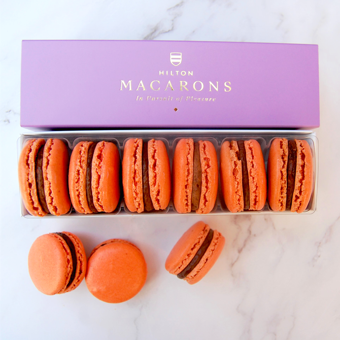 6 Macarons - One Flavour