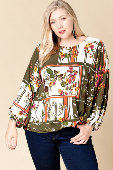 Office to Dinner Blouse | Plus Size - KimsKlosetKCL