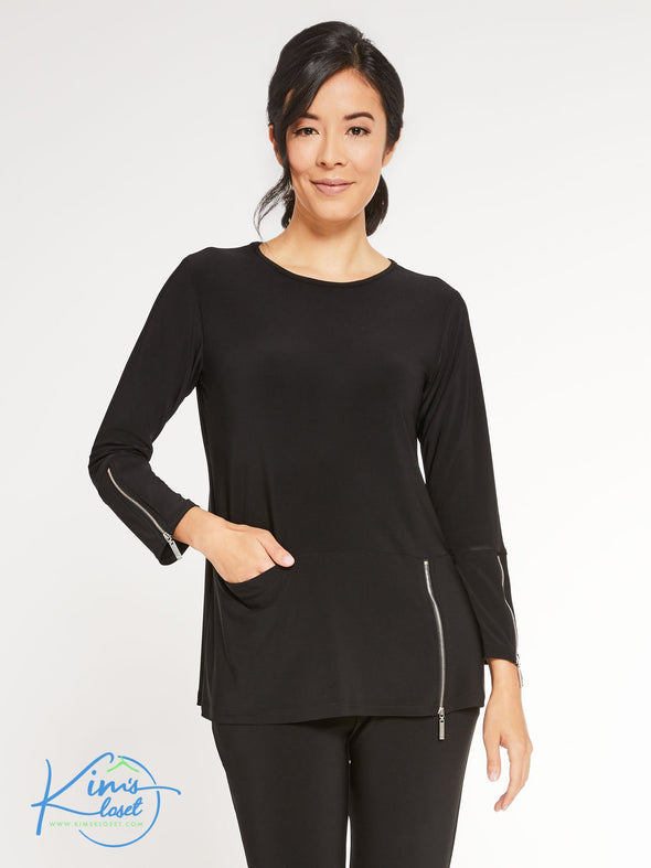 Zest Pocket Top - KimsKlosetKCL