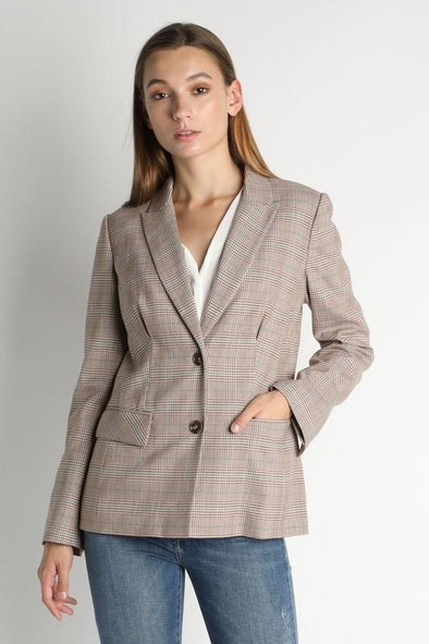 Office to Dinner Two Button Blazer - KimsKlosetKCL