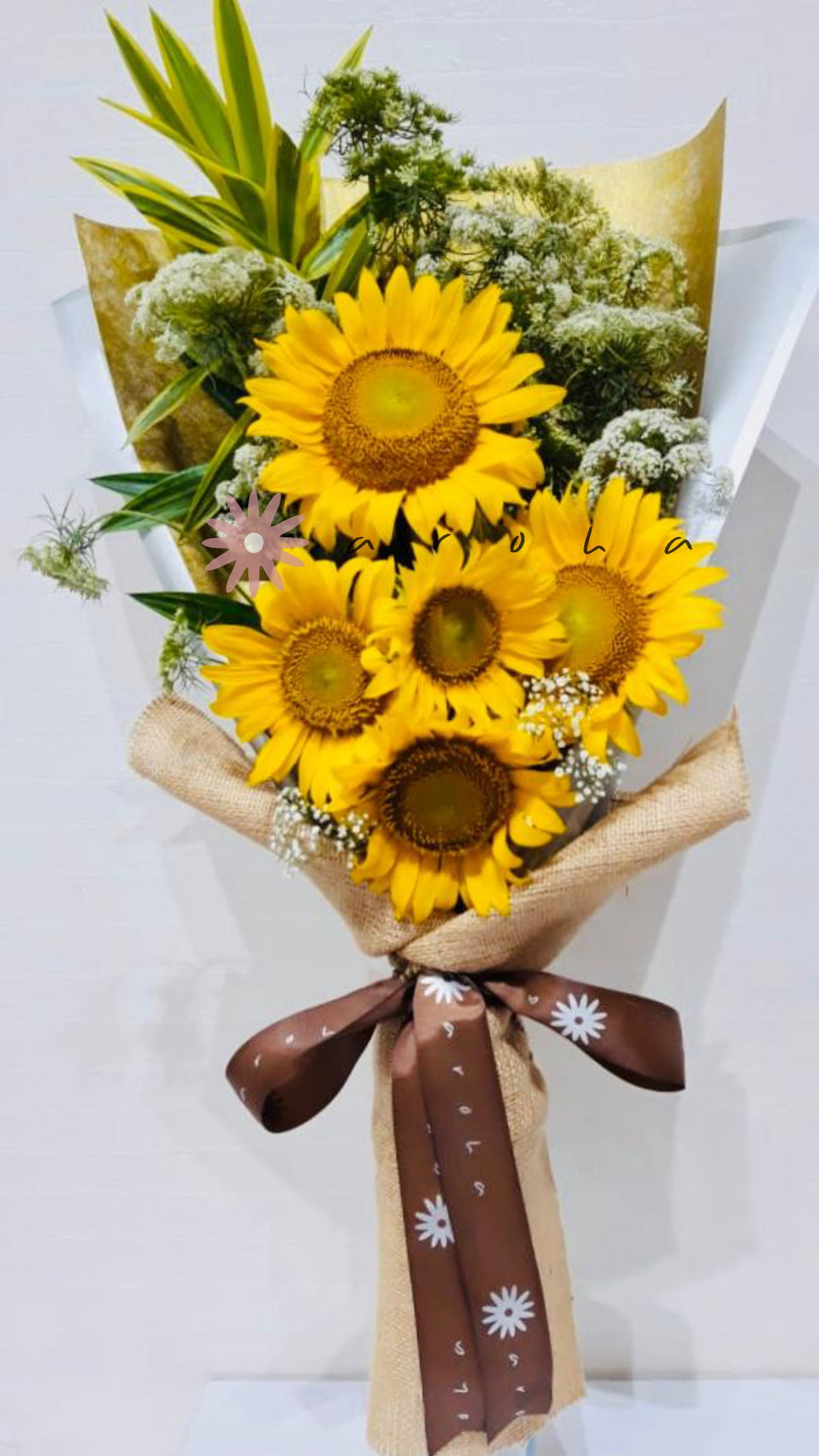 Bouquet Sunshine