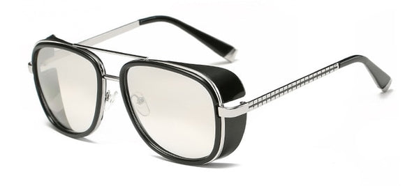 Mens IRON MAN 3 Sunglasses Vintage Designer