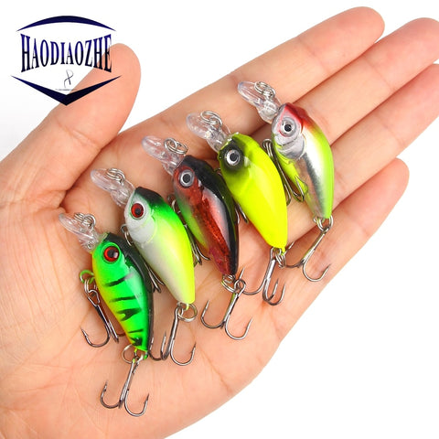 Crankbait Fishing Lure Artificial 4.5CM 4.2G