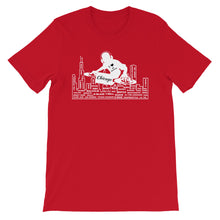 Load image into Gallery viewer, Chicago skate dj's and producer shirt (various colors)