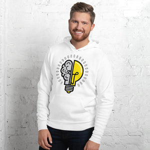Kre8tive Jenius Lightbulb hoody (various colors)