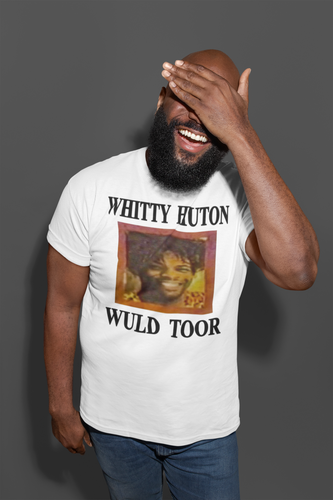Whitty Hutton Tee