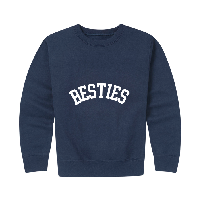 Besties Crewneck-Youth