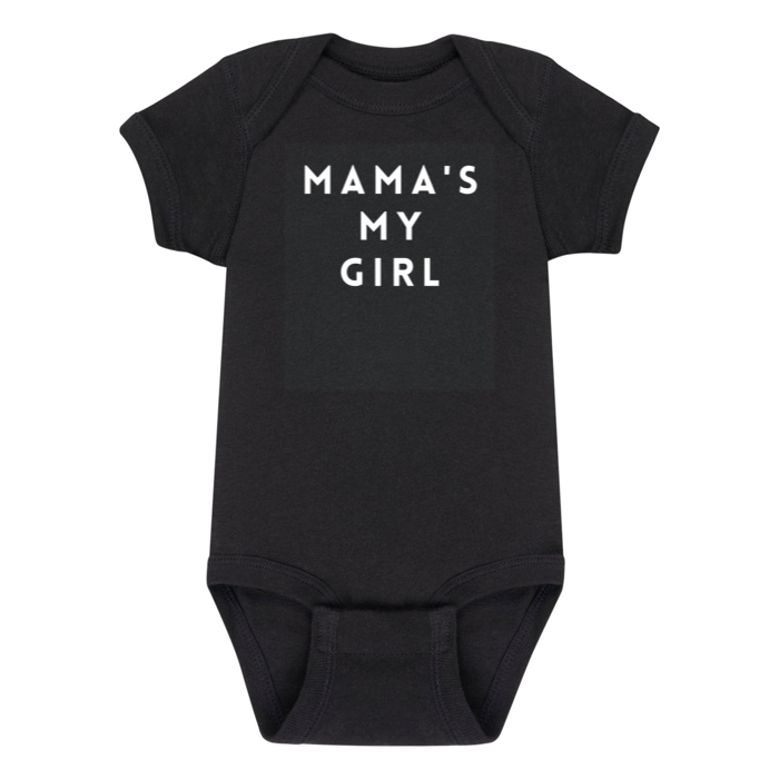 Mama's My Girl Onesie
