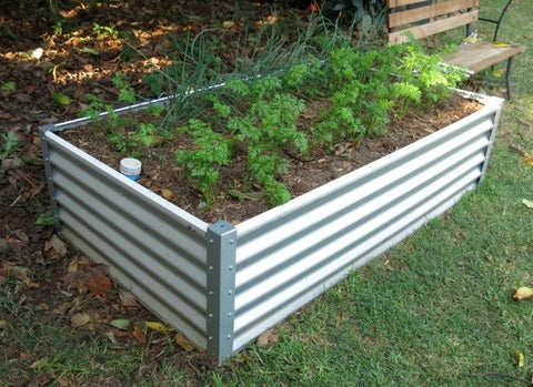 Raised Garden Bed - Space Saver