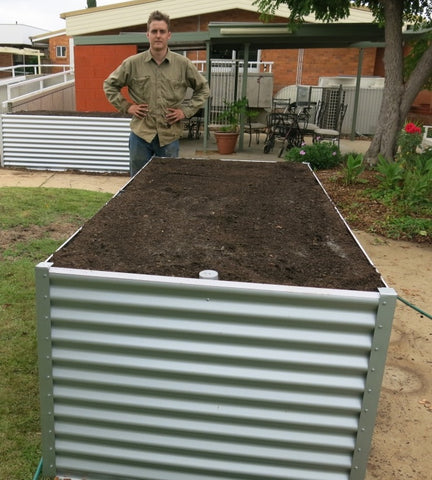 Raised Garden Bed - Large (Double Height)