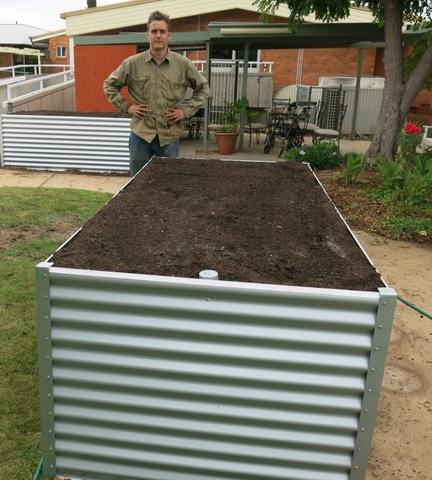 Raised Garden Bed - Jumbo Double Height