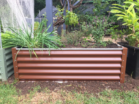 Raised Garden Bed - Herb