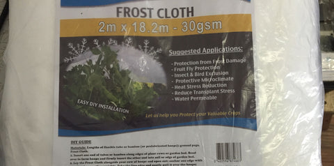 Frost Cloth